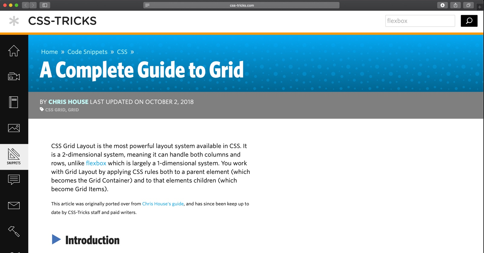 11.03.01_Adaptive_Layouts_with_CSS_Grid-CSS_Grid